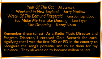 Year Of The Cat    Al Stewart